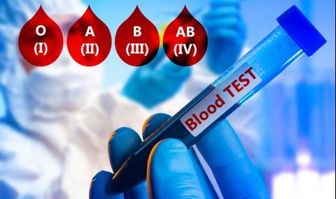 Кръвната група е ключът към смъртоносните заболявания
