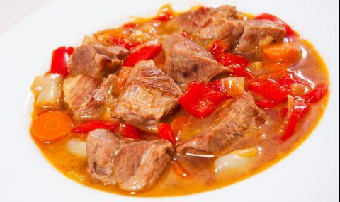 Рецепта на деня: Друсан кебап по самоковски - 1