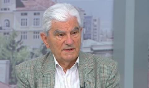 Акад. Петрунов: Ако не спазваме мерките, нещата ще бъдат безконтролни след месец