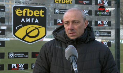 Илиан Илиев: За първи мач не беше лошо качеството