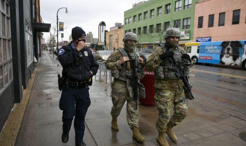 Нови бунтове в САЩ след убийството на чернокож