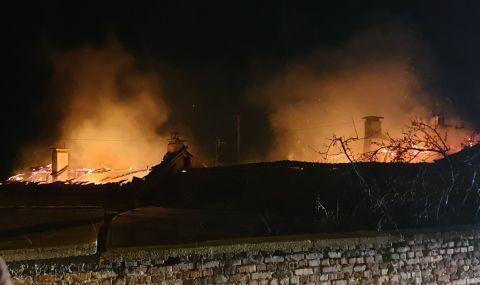 Продължава борбата с пожарите в Кюстендилско - 1