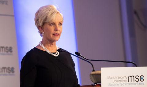 Вдовица става посланик на САЩ в Лондон