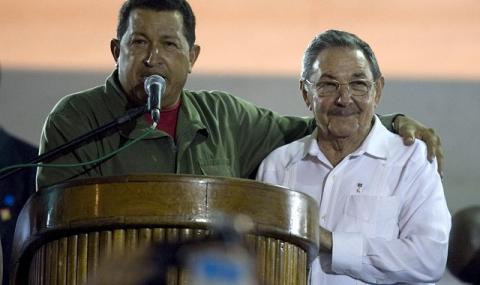 Чавес е искал да даде Венецуела на Куба?
