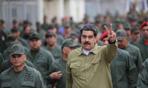 Опозицията: В армията зрее недоволство срещу Мадуро