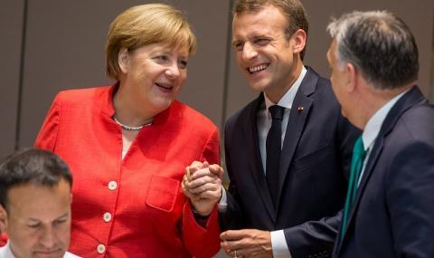 Съдбоносно: Европа на Орбан или Европа на Макрон?