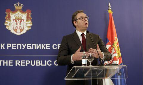 Сърбия ще остави Косово да чака