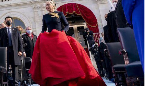 Лейди Гага - най-добре облечена знаменитост - 1