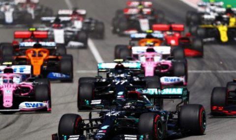 Обявиха променения календар във Формула 1