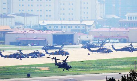 Южна Корея и САЩ се споразумяха за обща стратегия за Северна Корея