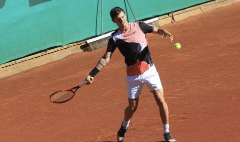 Александър Лазаров стигна полуфинал на турнира в Скопие