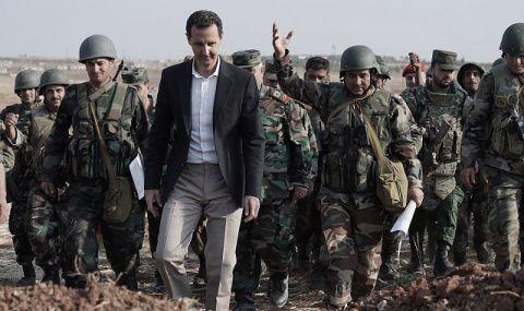 COVID-19 в Дамаск! Башар Асад и съпругата му са с коронавирус - 1