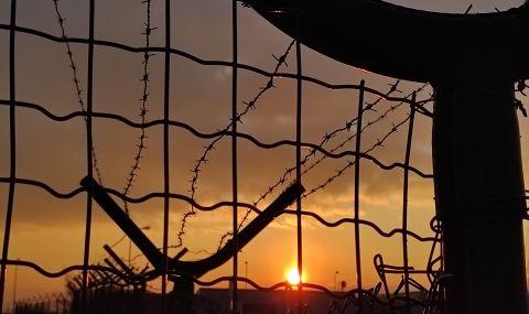 МВР вече стопанисва оградата по границата с Турция - 1