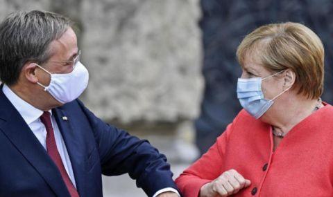 Лидерът на ХДС се противопостави на Меркел по въпроса за противоепидемичните мерки