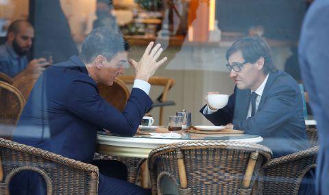 Важни преговори между Каталуния и Испания - 1