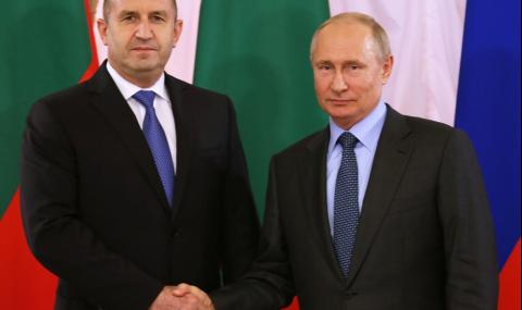 Радев и Путин на телефона за цените на газа
