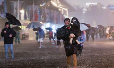 Жертвите на урагана Айда в Луизиана станаха 12 - 1