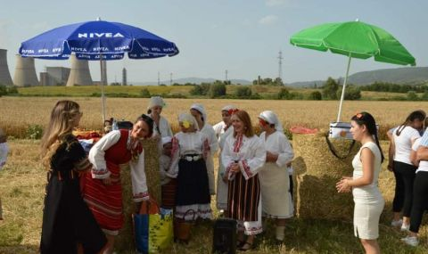 Ротари клуб-Дупница представи древен ритуал (СНИМКИ) - 11