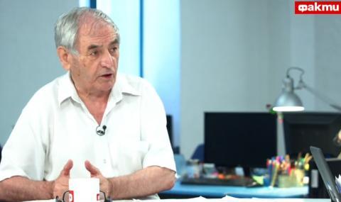 Игнат Раденков пред ФАКТИ: Грабежите в България са убийствени и непоносими