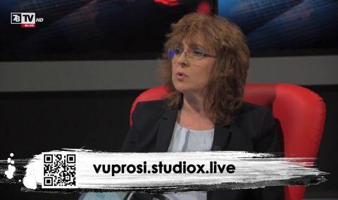 Виктория Василева: Беше грешка да издигаме Петър Илиев - 1