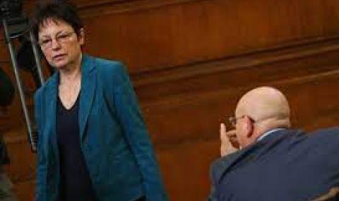 Ирена Анастасова: Подкрепата на БСП за втори мандат на Радев никога не е била под въпрос