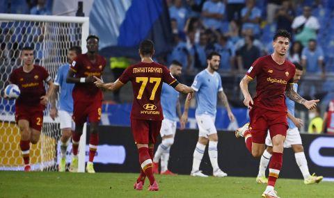 Лацио подчини Рома в дерби с 5 гола - 1