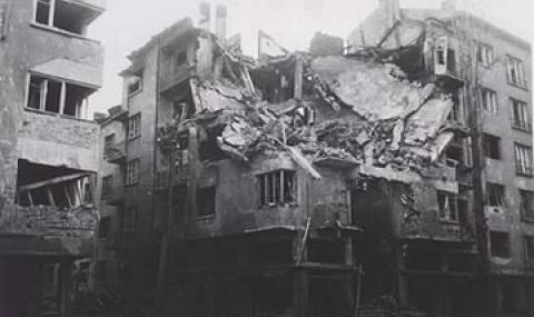 29 март 1944 г. Бомбардировка над София