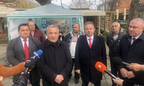 По предложение на НФСБ в Карлово: Сменят турските имена на местности с български
