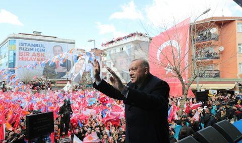 Как Ердоган променя Истанбул