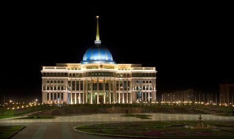 Казахстан предоставя хуманитарна помощ на съседите си
