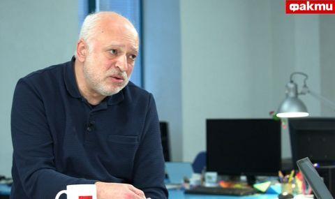 Проф. Минеков: Добре е, че от парламента изчезнаха фармацевти, бутащи бабички и подобни