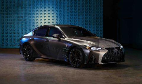 Lexus показа автомобил за геймъри  - 2