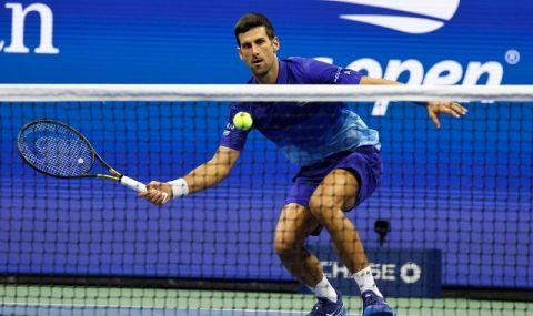 Джокович продължава победния си ход на US Open - 1