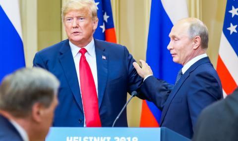 Шокираща информация за отношението на Тръмп към Путин
