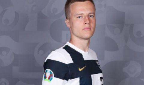 ЦСКА преговаря с футболист, който участва на Евро 2020