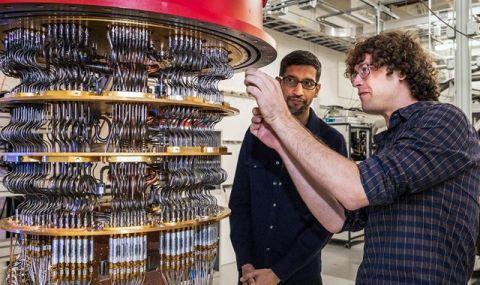 Google планира да представи първия комерсиален квантов компютър през 2029 г.