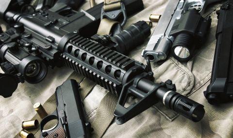 В Норвегия конфискуваха голямо количество оръжия