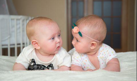 Бебета, разменени в родилния дом, израснаха с две майки - 1