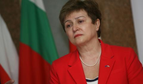 Кристалина Георгиева е сред тримата финалисти