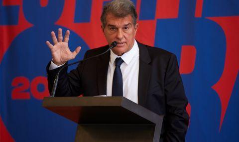 Новият президент на Барса все още търси бизнесмени с пари, за да встъпи в длъжност