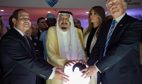 Тръмп държи на своето: Саудитска Арабия е наш приятел