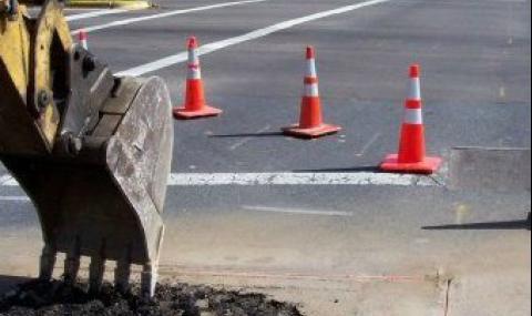 Мащабен пътен ремонт в Ямбол
