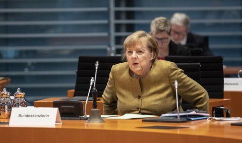 Меркел настоява за по-нататъшни действия за ограничаване на пандемията