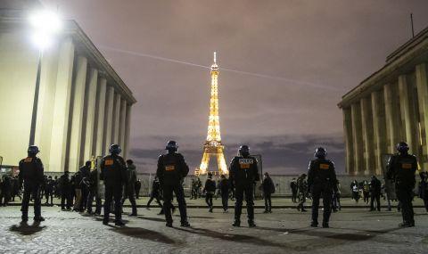 Франция мобилизира десетки хиляди полицаи
