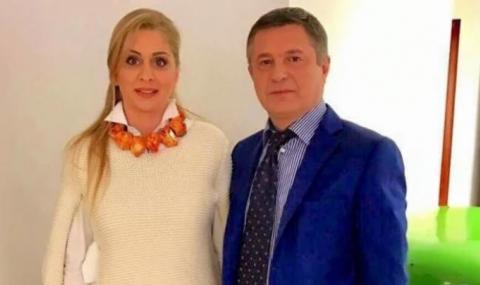 Жената до Милен Цветков разкри защо е тръгнал с колата си