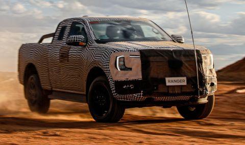 Ford показа новия Ranger с американски черти (ВИДЕО) - 1