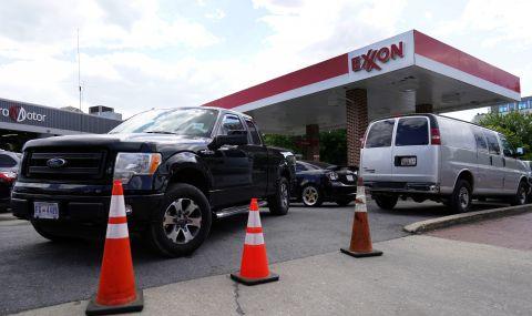 Рекордни цени на горивата в САЩ