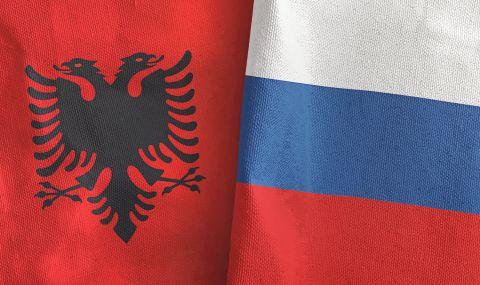 Албания изгони руски дипломат