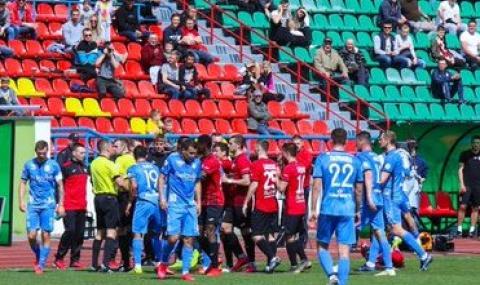 Шампионите разпиляха последния в Беларус