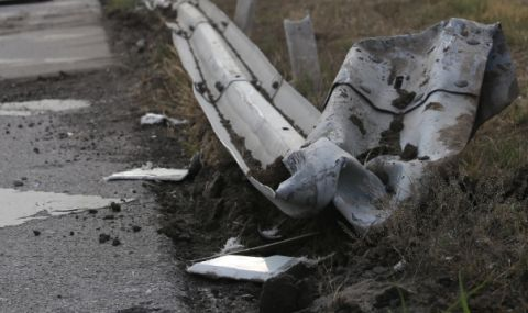 Възрастна двойка загина при катастрофа край Видин